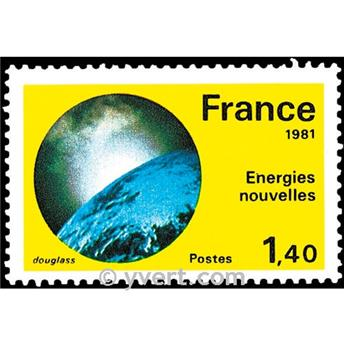 n° 2128 -  Selo França Correios