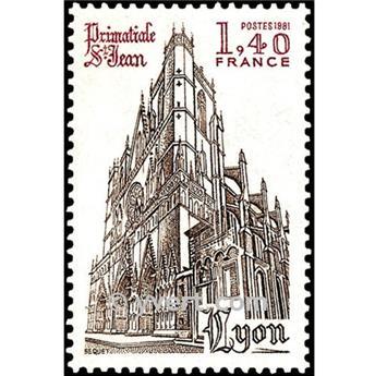n.o 2132 -  Sello Francia Correos