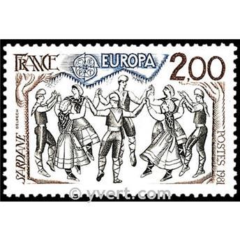 n° 2139 -  Selo França Correios