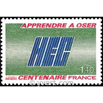 n° 2145 -  Selo França Correios