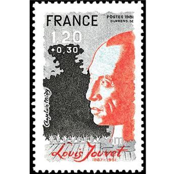 n° 2149 -  Selo França Correios
