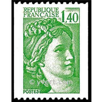 n° 2157 -  Selo França Correios