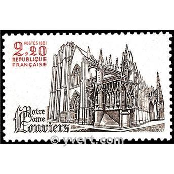 n° 2161 -  Selo França Correios
