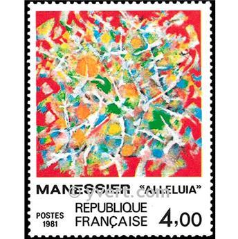 n° 2169 -  Selo França Correios