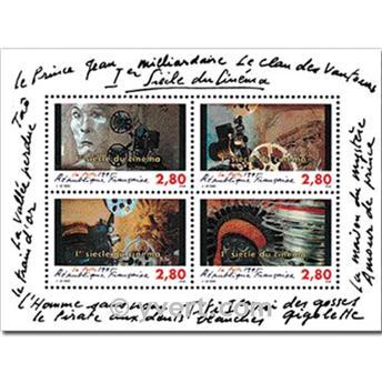 n° 17 -  Selo França Blocos e folhinhas