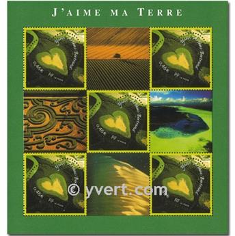 n° 43 -  Timbre France Bloc et feuillets