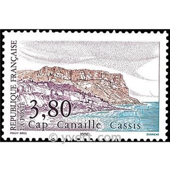 n° 2660 -  Selo França Correios