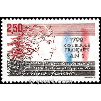 n° 2771 -  Selo França Correios