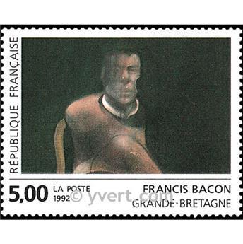 n° 2779 -  Selo França Correios