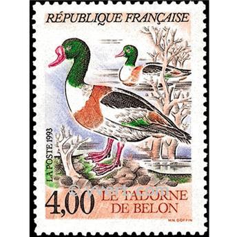 n° 2787 -  Selo França Correios