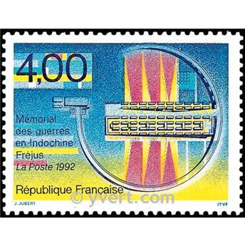 n° 2791 -  Selo França Correios