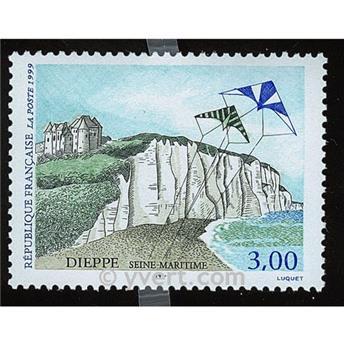 n° 3239 -  Selo França Correios