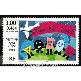 n° 3260 -  Selo França Correios