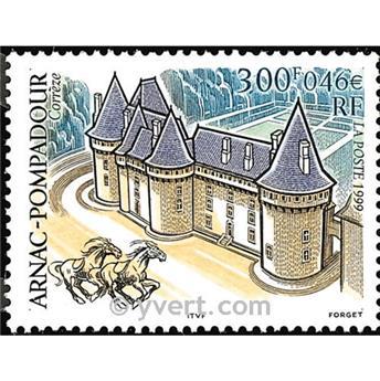 n° 3279 -  Selo França Correios