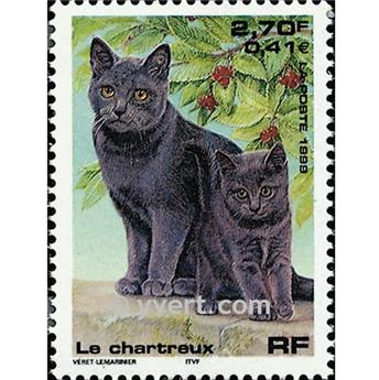 n° 3283 -  Selo França Correios