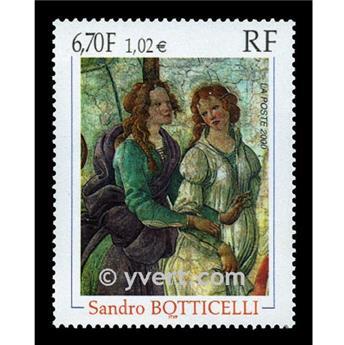 n° 3301 -  Selo França Correios