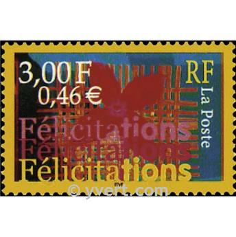 n° 3308 -  Selo França Correios