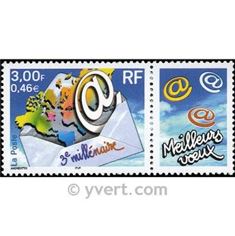 n° 3365 -  Timbre France Poste