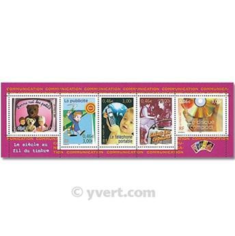nr. 3372/3376 -  Stamp France Mail