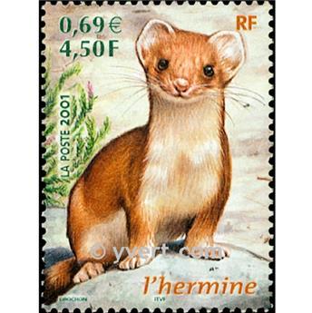 n° 3384 -  Selo França Correios