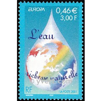 n° 3388 -  Selo França Correios
