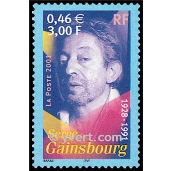nr. 3393 -  Stamp France Mail