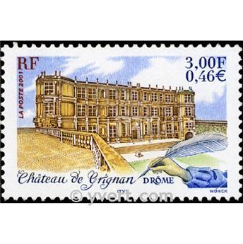 n.o 3415 -  Sello Francia Correos