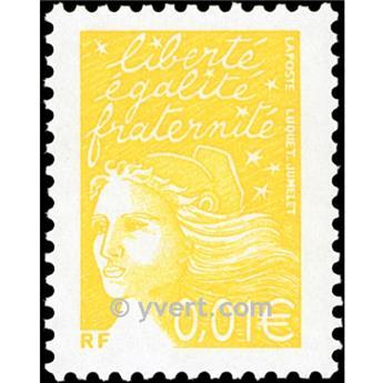 n.o 3443 -  Sello Francia Correos