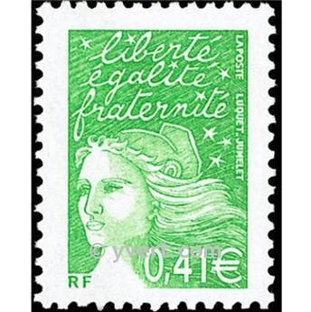 n.o 3448 -  Sello Francia Correos