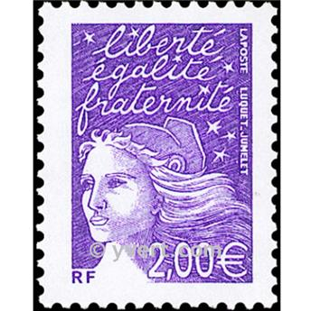 n° 3457 -  Timbre France Poste