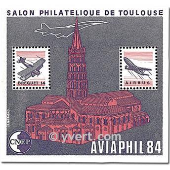 n.o 5 -  Sello Francia Cámara Sindical de Negociantes y Expertos en Filatelia (CNEP)