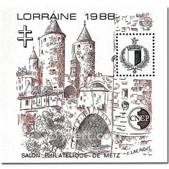 nr. 9 -  Stamp France CNEP Stamp