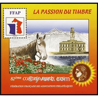 nr. 3 -  Stamp France FFAP Stamp