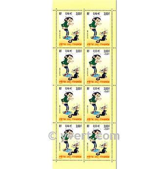 n° BC3370a -  Timbre France Carnets Journée du Timbre