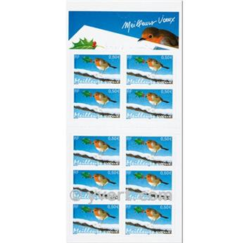 n° BC3622 -  Timbre France Carnets Divers