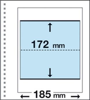 Recharges CK5 : 1 poche (172x185mm)
