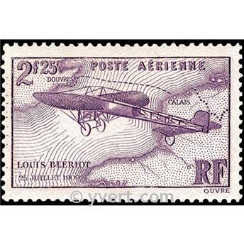 n° 7 -  Selo França Correio aéreo