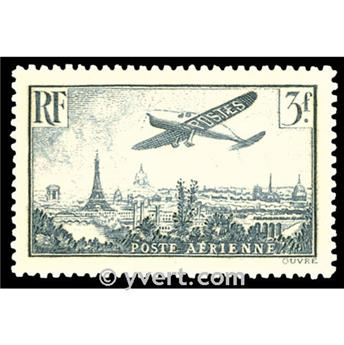 n° 12 -  Selo França Correio aéreo
