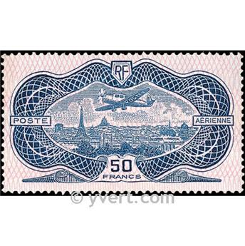 nr. 15 -  Stamp France Air Mail
