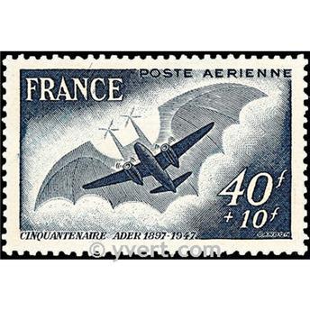 n° 23 -  Timbre France Poste aérienne
