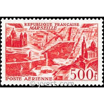 n° 27 -  Selo França Correio aéreo