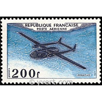 n° 31 -  Timbre France Poste aérienne