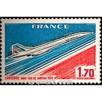 n° 49 -  Selo França Correio aéreo