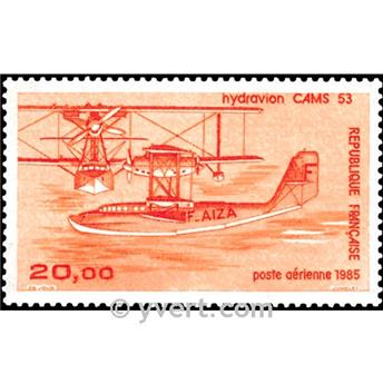 n° 58 -  Selo França Correio aéreo