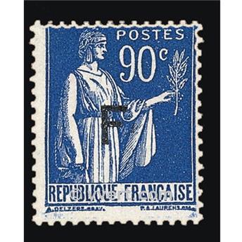n.o 10 -  Sello Francia Franquicia