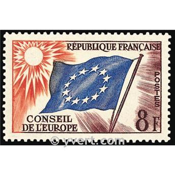 n° 17 -  Timbre France De service