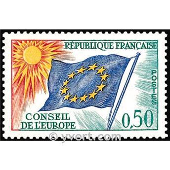 n° 33 -  Timbre France De service