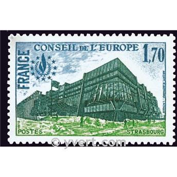 n° 59 -  Timbre France De service
