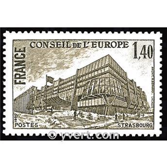 n° 63 -  Timbre France De service
