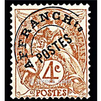 n° 40 -  Selo França Pré-obliterados